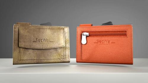 Secwal Geldbörse & Kartenetui