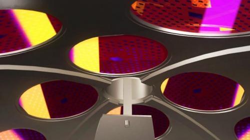 Optics Balzers • Mikrostrukturierung optischer Filter