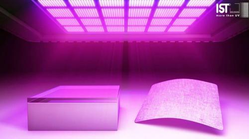IST-Metz • UV-Systeme für Klebstoffe